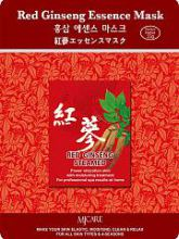 MJ Care Mascarilla Facial Ginseng
